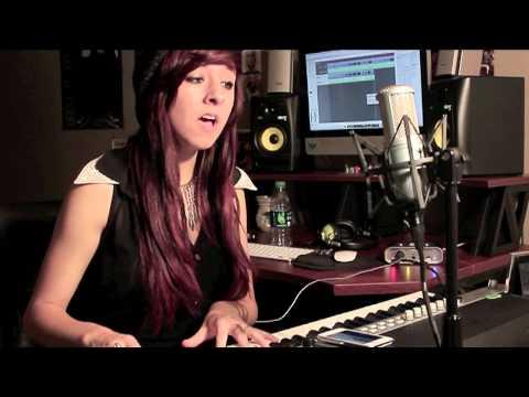 "Me Singing - ""Titanium"" by David Guetta feat. Sia - Christina Grimmie Cover"