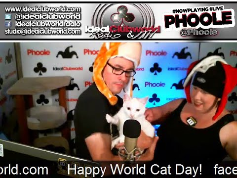 @Phoole and the Gang | Show 60 | @IdealClubWorld Radio | 16 August 2014