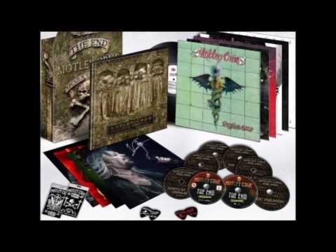 "MÖTLEY CRÜE to release  box set called  ""Mötley Crüe: The End"".  CD/DVD/LP's and more!"