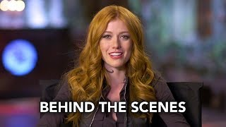 "Shadowhunters 3x02 Behind the Scenes ""The Powers That Be"" (HD) Awkward Dinner"