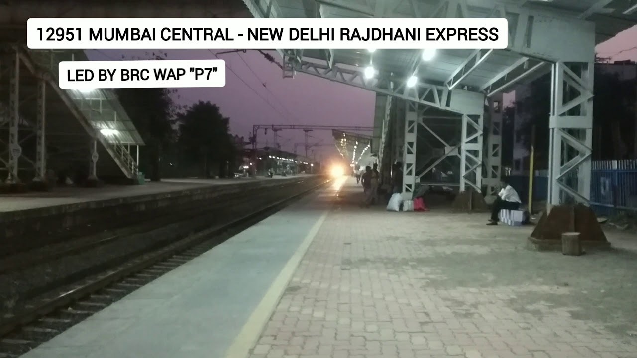 High Speed Action At Umbergaon Rd | INDIAN RAILWAYS