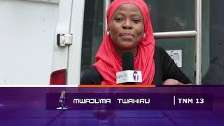 Mwajuma Twahiru: TNM 13  -  Unafikiri ana Kipaji cha Kutangaza?