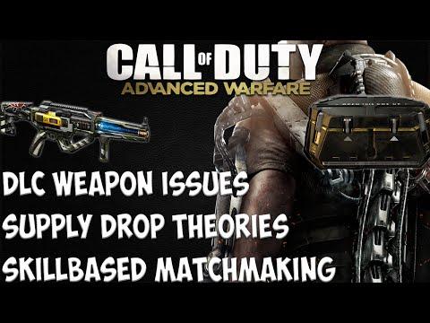 matchmaking problems advanced warfare