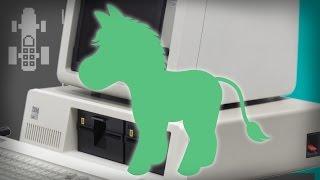 Pierwsza gra na komputery PC - donkey.bas | arhn.edu