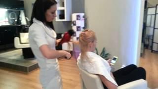 Evča Feuereislová - nové vlasy