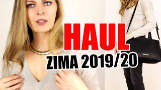 ❄ HAUL ZIMOWY Calvin Klein, Zalando Lounge, Melissa, Vagabond, H&M, Mohito