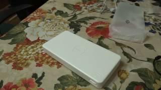 Power Bank PB20 ROMOSS Dual USB 20000 мАч Литий-полимерный