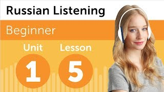 Learn Russian - Russian Listening Comprehension - Discussing a New Design in Russian