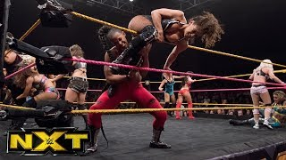 NXT Women's Championship Qualifying Battle Royal: WWE NXT, Oct. 25, 2017