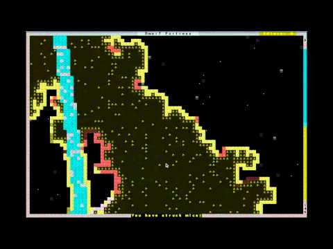 Let's Play Dwarf Fortress Wasteland Part 5: Ghouls, Construction, and Depression.