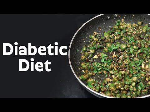Diabetes Diet - Okra Fry Recipe For Control Diabetes   You Should Include Okra in Your Diabetic Diet