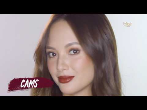 ELLEN ADARNA ON DIFFERENT LOOKS AND LIPPIES FOR BLAIR COSMETICS