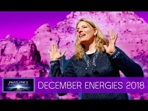 December Ascension Energies and Light Language DNA Activation with Jamye Price - The Power of Love