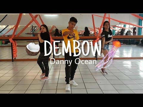 Danny Ocean - Dembow | Coreografía Estibaliz Haro ft. Erick Haro