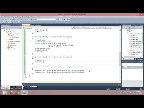 Cara Koneksi Database Mysql Ke Vb.net 2013