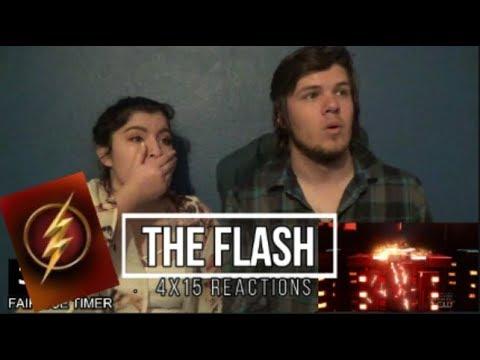 "The Flash 4x15 ""Enter Flashtime"" Reactions"