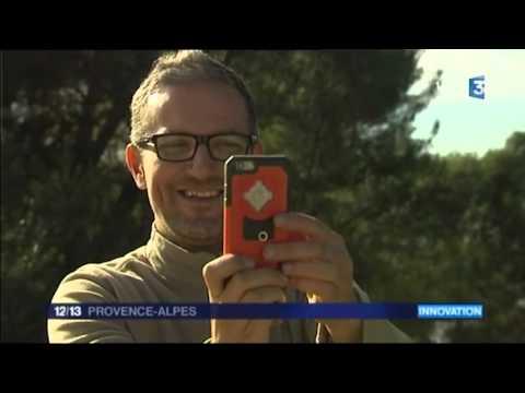 france3 marseille JT  www.declic-eco.fr  velo solaire