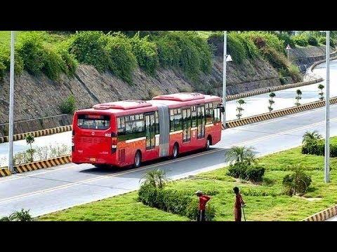 Rawalpindi-Islamabad Metrobus