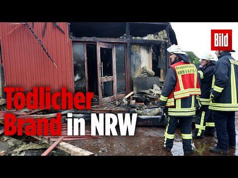 Brand in Sauna-Club: 64-jähriger Mann stirbt