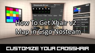 How To Get Crashz Crosshair Generator In CS:GO Warzone/ No-steam