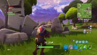 Fortnite with mouse and keyboard