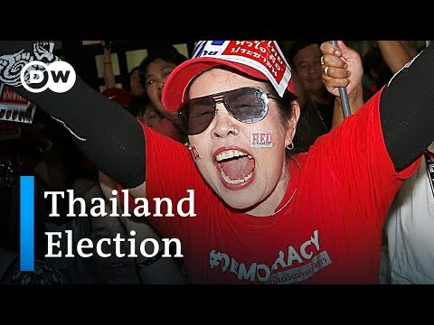 Thailand 2019 elections: Junta-backed party emerges on top | DW News