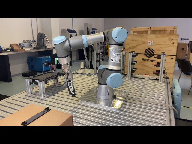 IMR I4.0 Pilot Factory - Inspection Station
