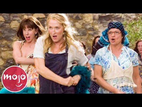 Top 20 Musical Numbers in the Mamma Mia Movies