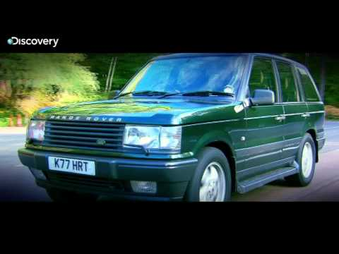 wheeler dealers range rover p38 sneak peek youtube. Black Bedroom Furniture Sets. Home Design Ideas