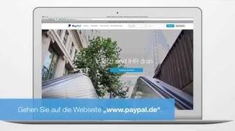 Einstellungen für den Zahlungsempfang mit PayPal