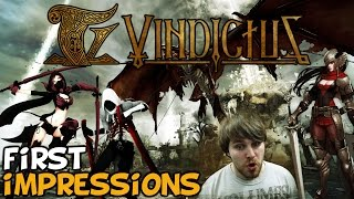 "Vindictus First Impressions ""Is It Worth Playing?"""