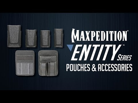MAXPEDITION Entity Series: Pouches & Accessories