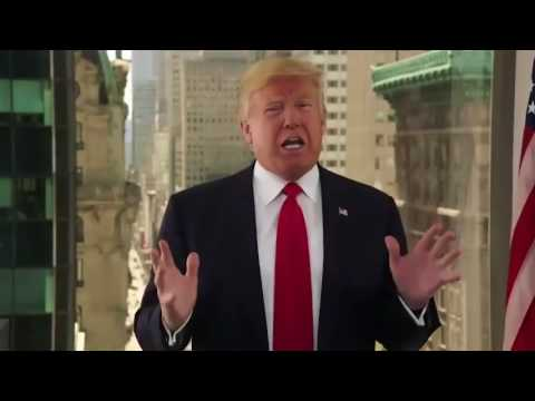 """President Trump KEEPING HIS WORDS: Donald Trump """"Washington Is Broken"""" AD from 2016 Campaign ADVERT"""