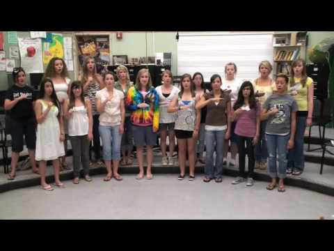 Choir Warm-Up(Women's Ensemble CVHS CHOIR)
