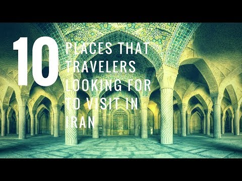 Places that travelers visited in Iran  -  www.apochi.com - Travel to Iran