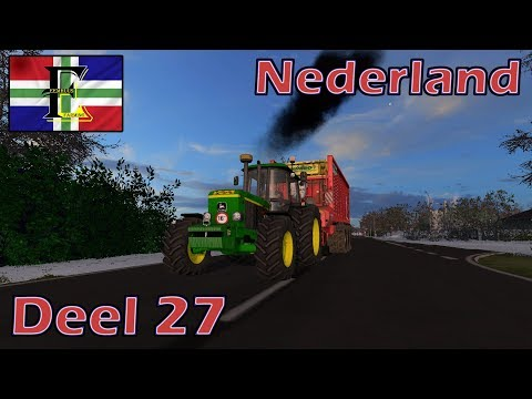 Farming simulator 2017 SEASONS | NEDERLAND | SNEEUW!! thumbnail