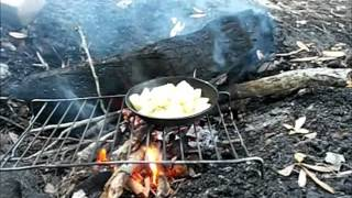 Camping  Cooking On The Campfire Part Two
