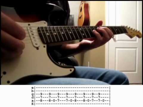 Seether - Driven Under guitar cover WITH...