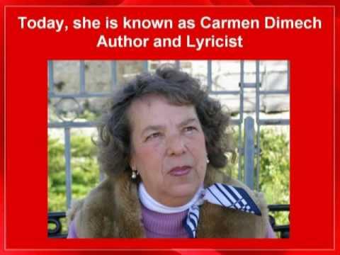MALTA: Tribute to Carmen Dimech-
