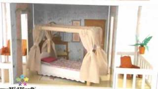 Wooden Dolls House For Barbie Dolls Kidkraft Savannah Dollhouse At Http://wooden-toys-direct.co.uk