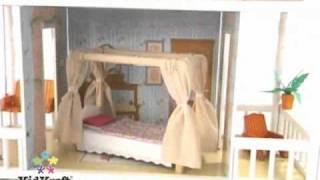 Wooden Dolls House For Barbie Dolls Kidkraft Savannah Dollhouse At Http://wooden-toys-direct.co.uk