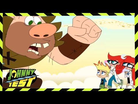 Johnny Test em Portugues   Johnny e o Beanstalk   DVD   HD   Desenho Animado   605Kaynak: YouTube · Süre: 22 dakika3 saniye