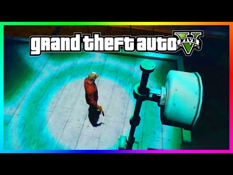 The Secrets Mysteries & Facts You Might Not Know About GTA 5&39;s Fort Zancudo Military Base GTA 5
