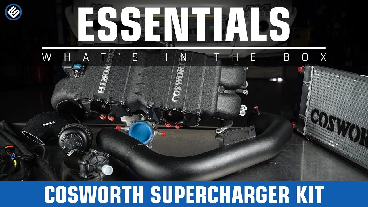 Cosworth supercharger kit 2013 fr s brz 86 what s in the box