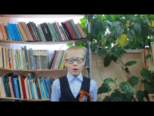 Изображение предпросмотра прочтения – ВладиславПушин читает произведение «Враги сожгли родную хату» М.В.Исаковского