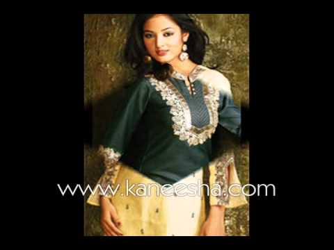 Indian Kurti Top, Womens Tunic Kurta Fashion