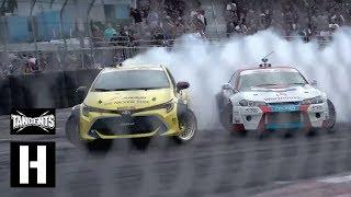 MAJOR ANNOUNCEMENT - REBOOT plus Team Falken at Formula D //DTT268 thumbnail