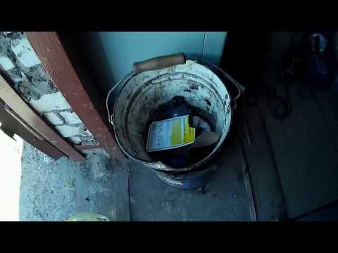 Промывка системы охлождения лимонной кислотой на Ниве