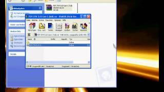 PSP-Homebrews Tutorial :: 5.03 auf 5.03 Gen-C (full)