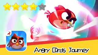 Angry Birds Journey 38-39 Walkthrough Fling Birds Solve Puzzles Recommend index four stars